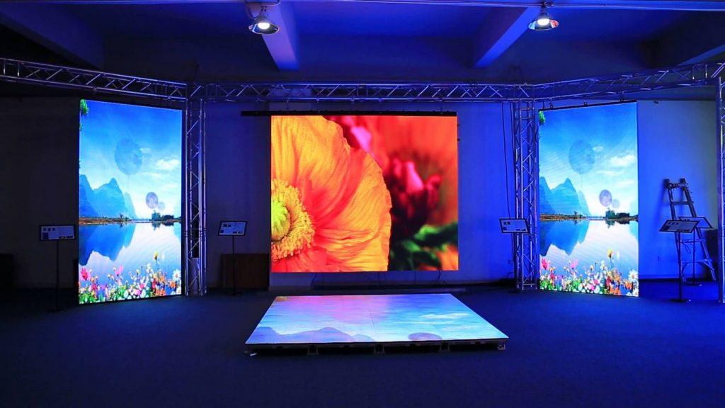 Thuê màn hình led bao nhiêu tiền? Giá thuê màn hình led p10 hiện nay
