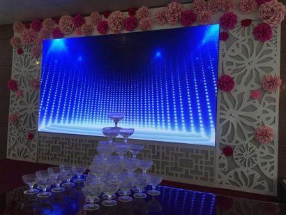 Dịch vụ cho thuê màn hình LED đám cưới tại Hà Nội uy tín