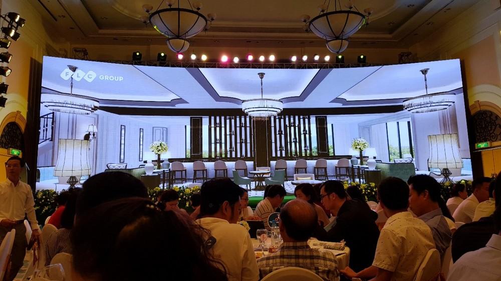 Cho thuê màn led hội thảo chuyên nghiệp tại Hà Nội